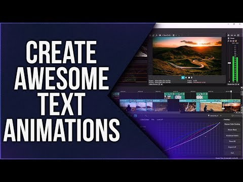 VEGAS Pro 17: How To Create Awesome Text Animations - Tutorial #475