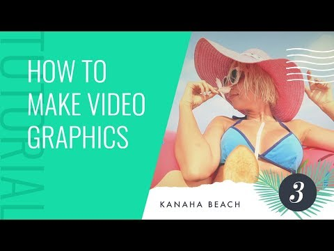 How to Design Graphics for Videos in PicMonkey