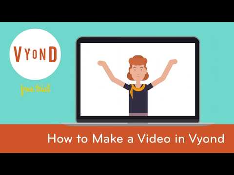 Vyond Tutorials: How to Make a Video