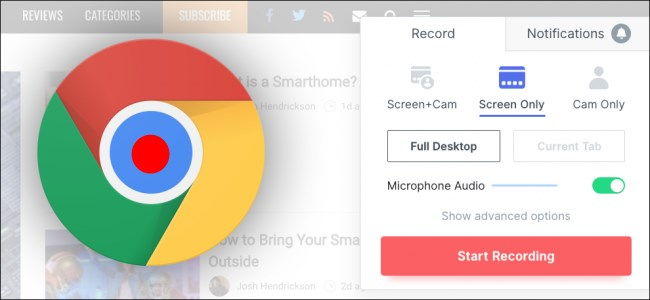 Best Screen Video Recorder Chrome Extensions