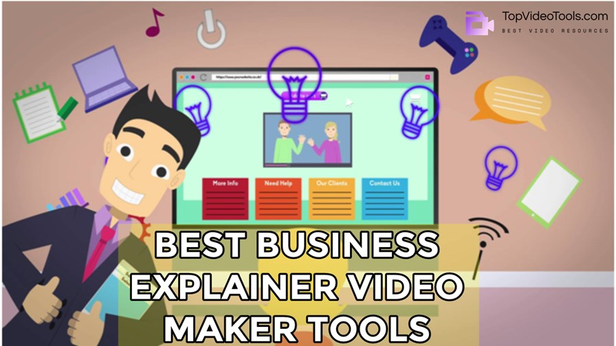 10 Best Business Explainer Video Maker Tools