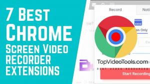 7 Best Screen Video Recorder Chrome Extensions