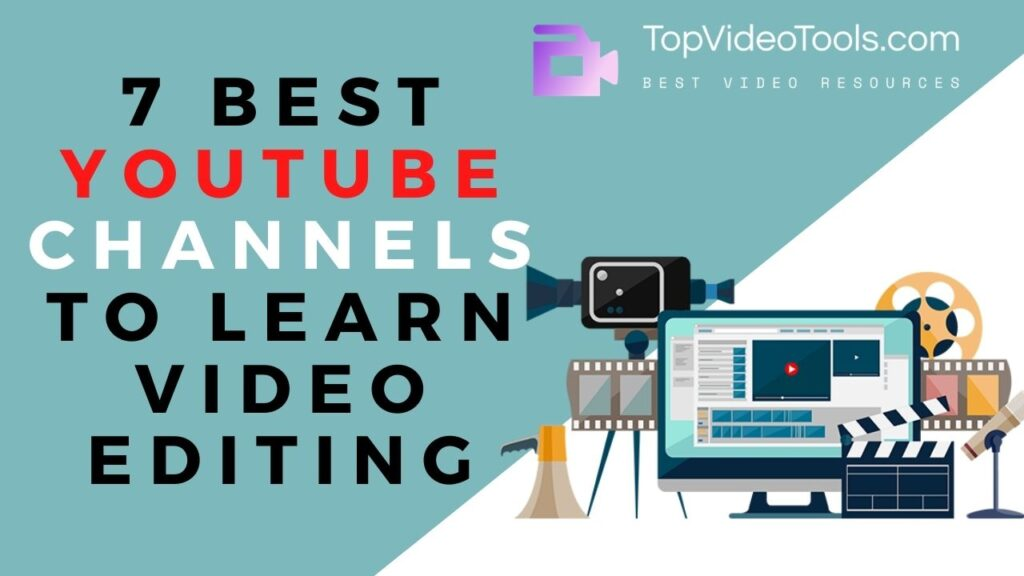 best-english-youtube-channels-to-learn-video-editing-skills