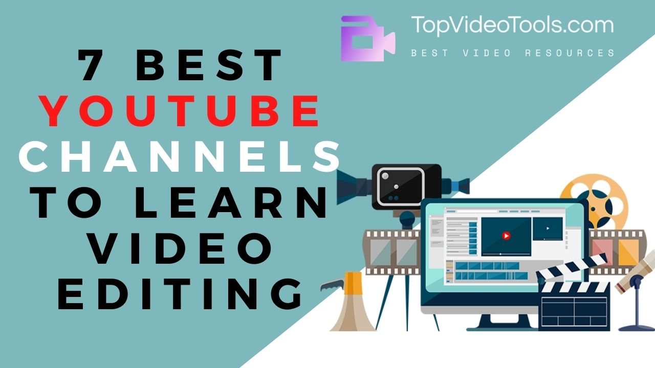 Read more about the article 7 Best English YouTube Channels to Learn Video Editing Skill