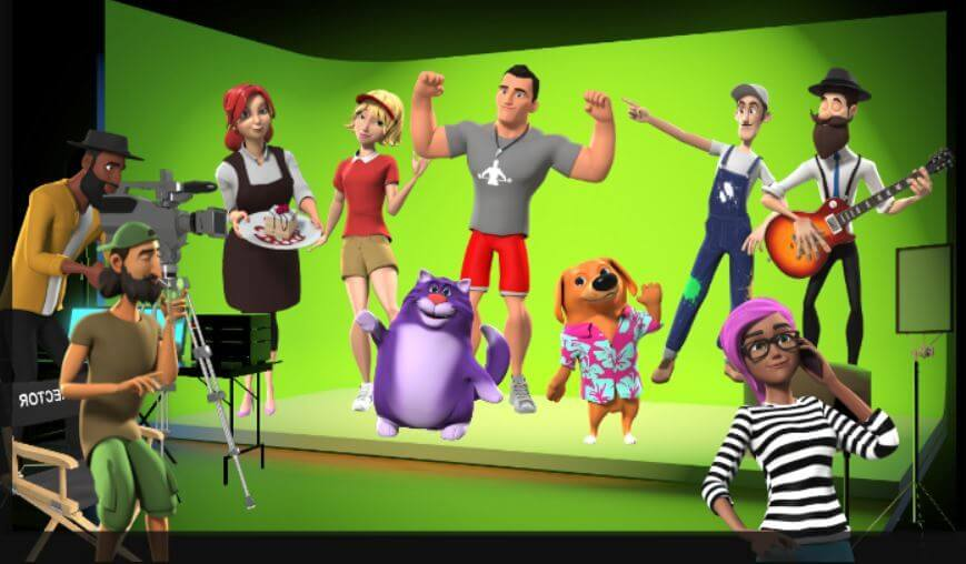 all-access-club-3d-characters-createstudio-august-2020