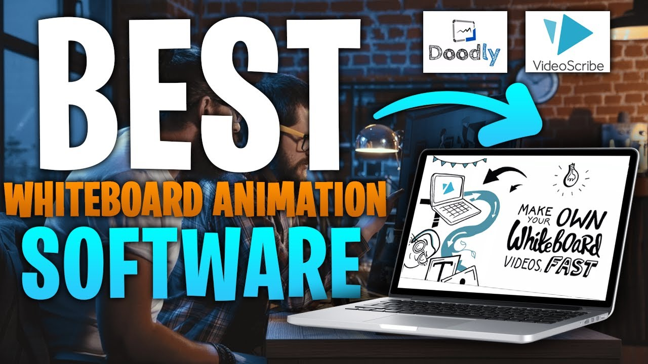 Read more about the article 13 Colorful Best Whiteboard Animation Software Video Tools